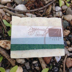 Labeling Alegna Soap®