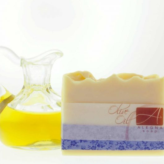 AlegnaSoap® Olive Oil soap