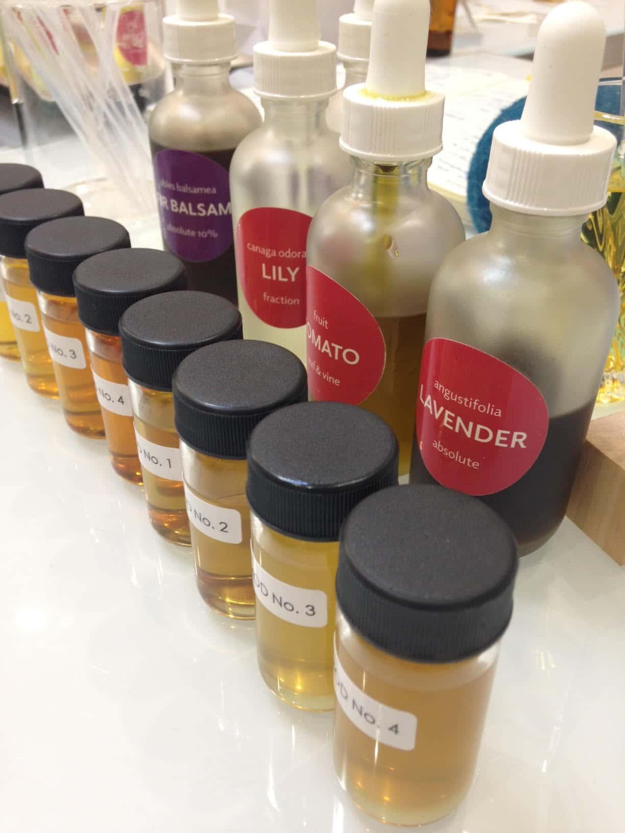 Providence Perfume & My Natural Perfume Addiction