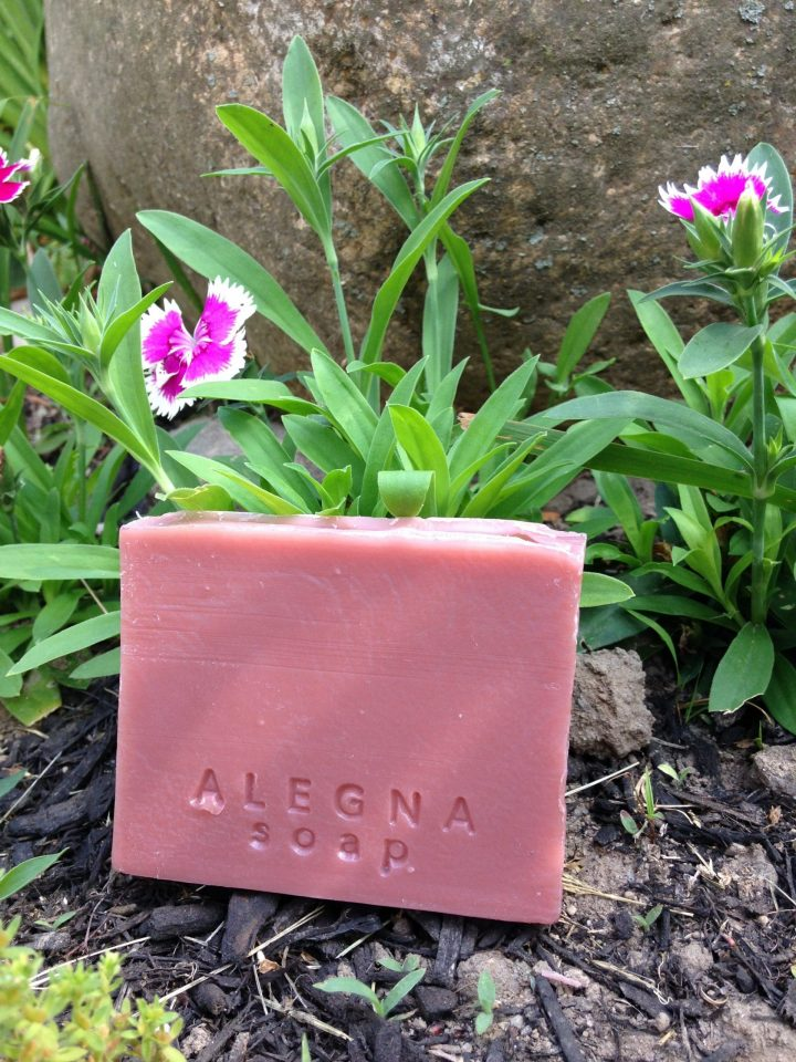 Alegna Soap® Rose Patchouli soap