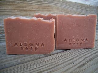 Rose Patchouli Soap