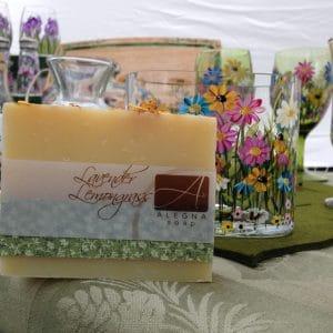 Alegna Soap® Lavender Lemongrass