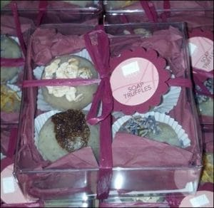 Alegna Soap® Truffles