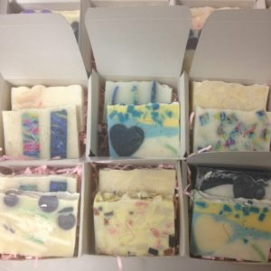 Alegna Soap® give a gift that gives