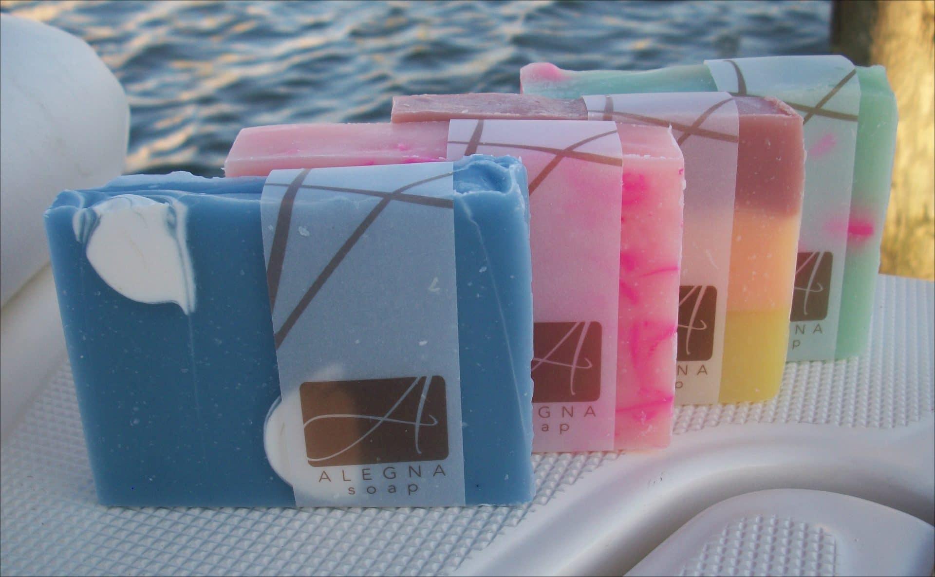 Alegna Soap® Laney Line