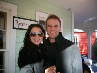 Steve and Lisa 2