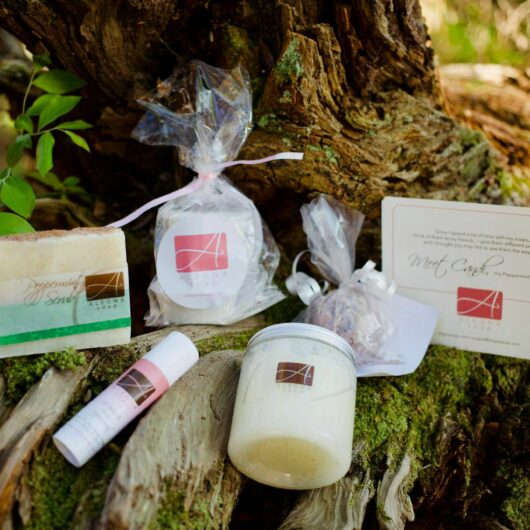 Alegna Soap® The Candi Gift set