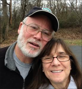 Virginia selfie done