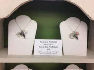 C. S. Literary Jewelry at the Long Island Woman's Expo