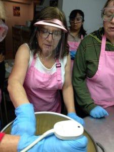Life of a soap maker Alegna Soap® soap making class