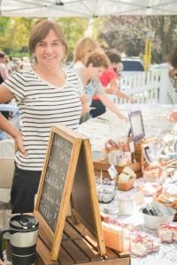 Alegna Soap craft fair