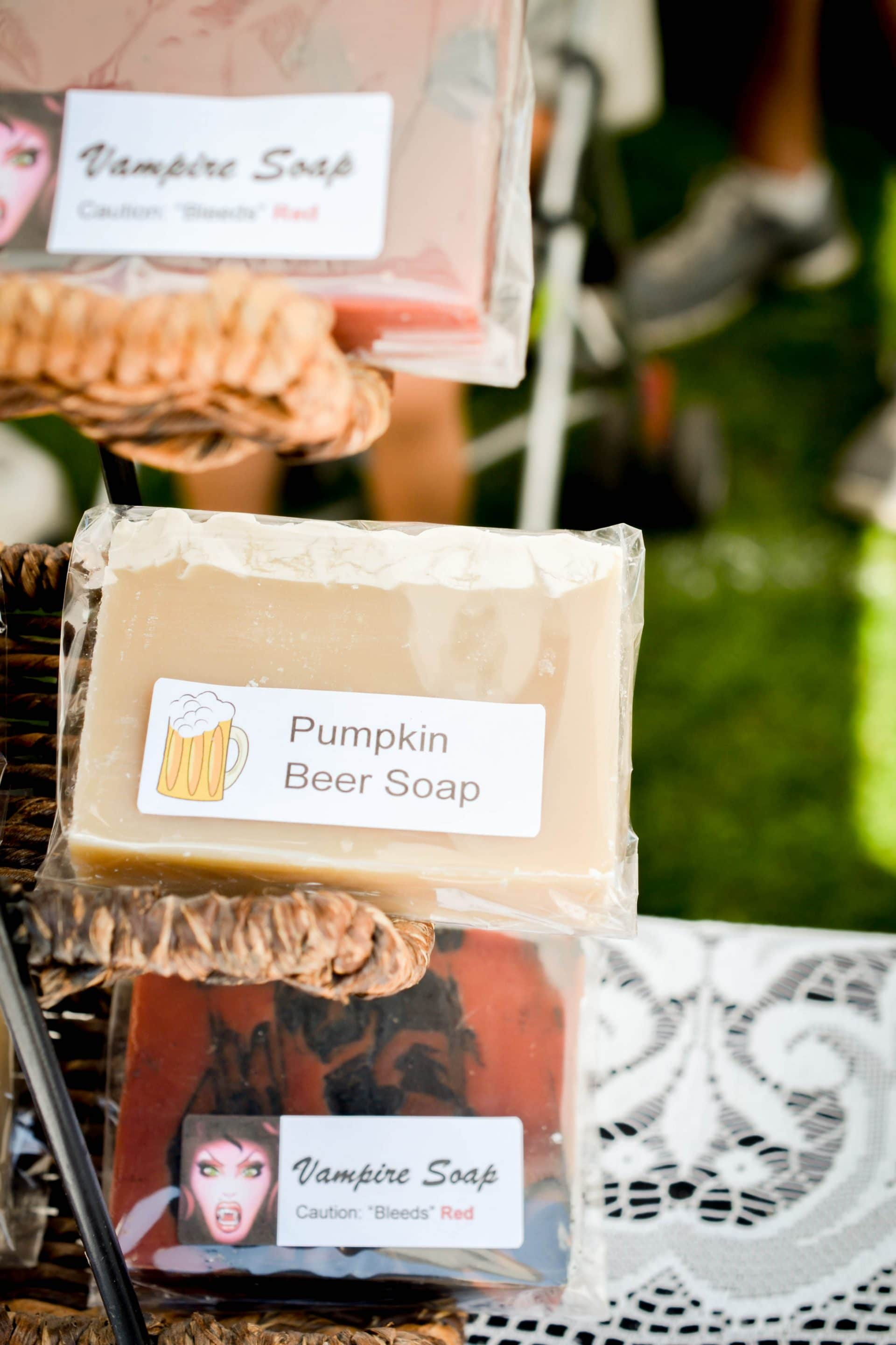 Photo Friday- Specialty Soaps