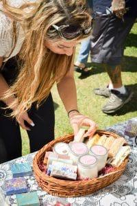 Alegna Soap® sample basket