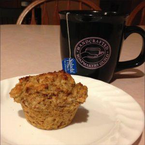 muffin 1 done