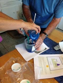 Alegna Soap® making silicon mat