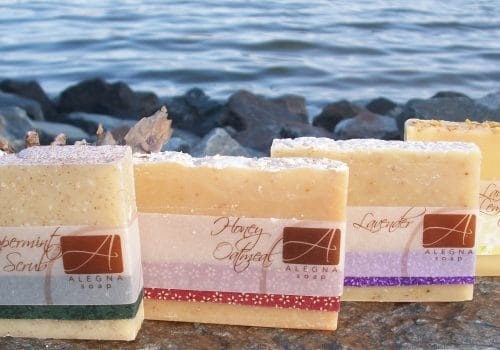 Alegna Soap® collaboration not Competition