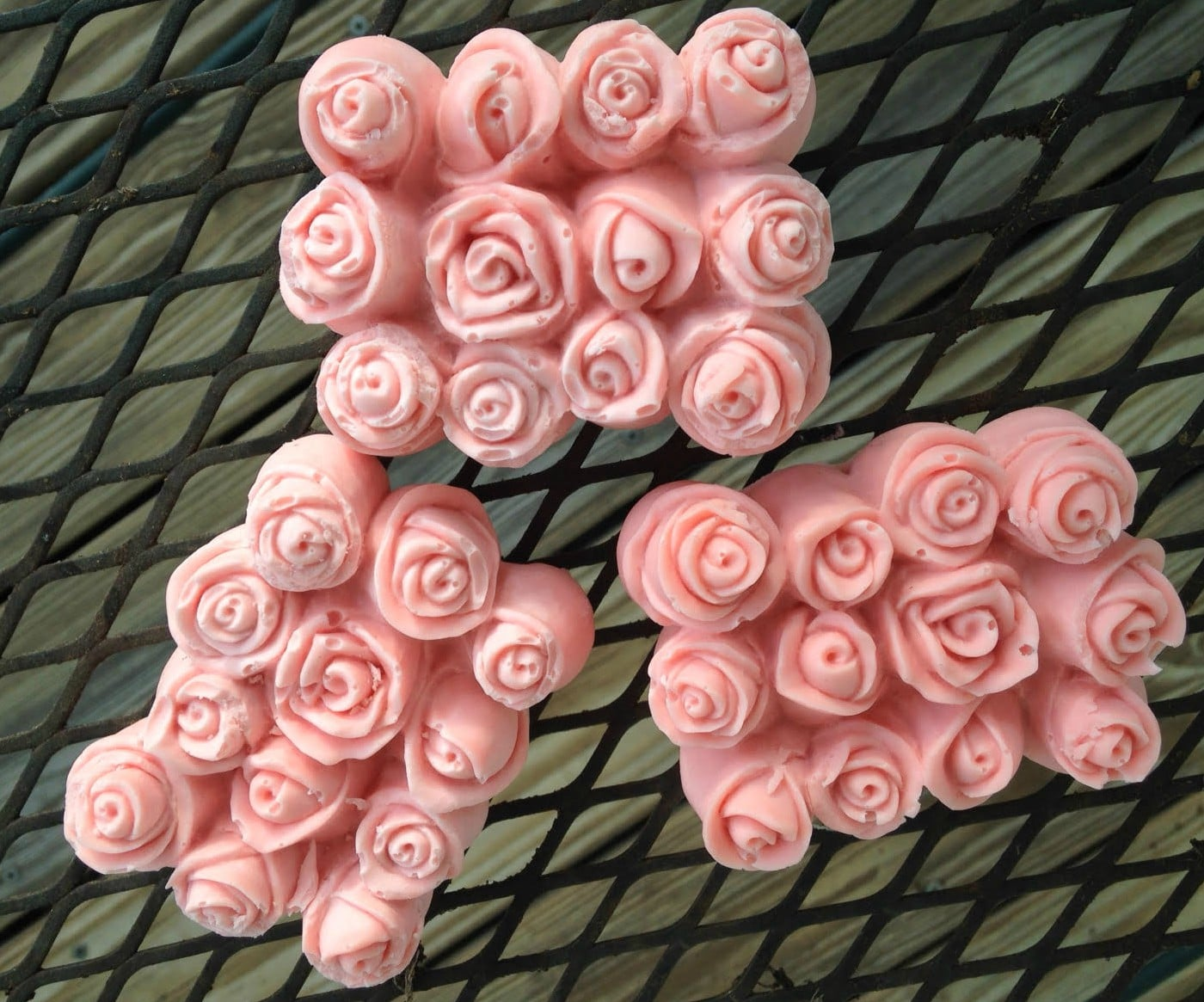 Rose Soap Molds
