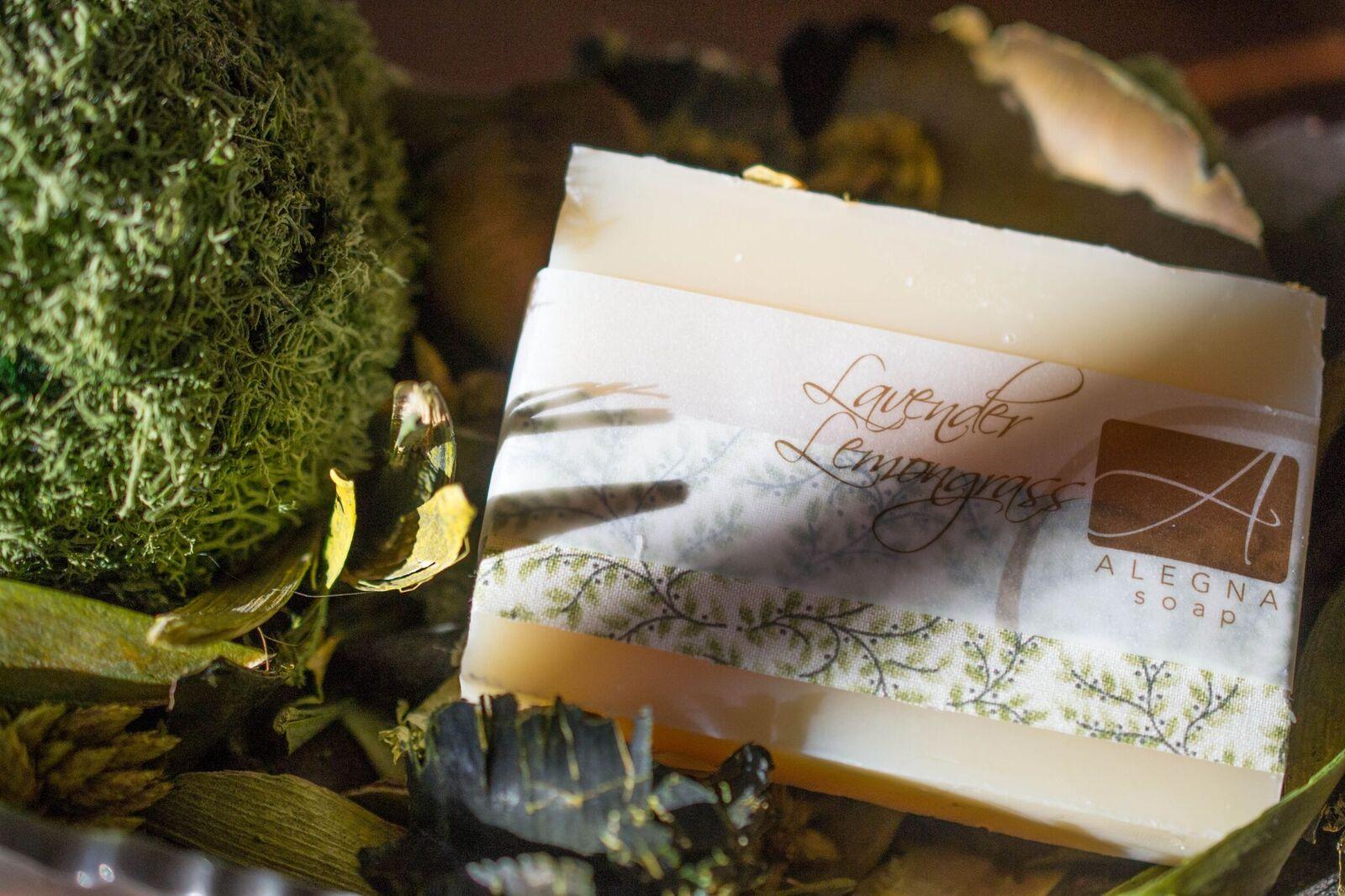 Photo Friday- Lavender Lemongrass Soap